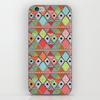 Happy Ethnic 2 iPhone & iPod Skin