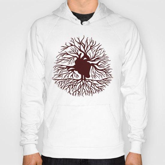 If Trees Gushed Blood Hoody