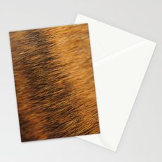 Brindle Fur Stationery Cards