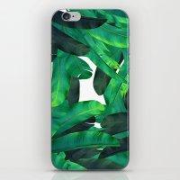 tropic green  iPhone & iPod Skin