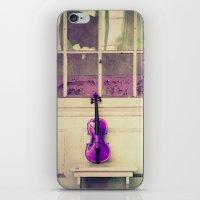 Violin III iPhone & iPod Skin