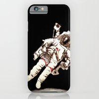 iPhone & iPod Case featuring Astronaut by Kristin Frenzel