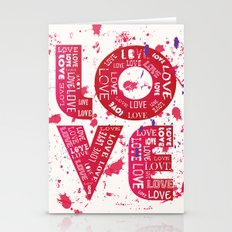 Love Forever Stationery Cards