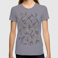Shoes Womens Fitted Tee Slate SMALL
