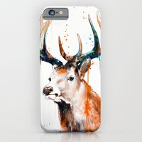 iPhone Cases featuring STAGS by Slaveika Aladjova