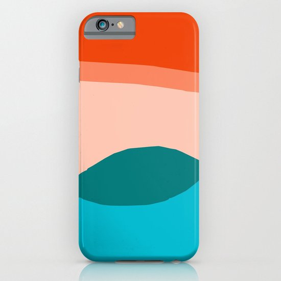 Overlapping Circles iPhone & iPod Case