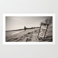 """Our Memories Of The O… Art Print"