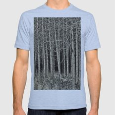 Cottonwoods Mens Fitted Tee Athletic Blue SMALL