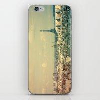 Pale Paris iPhone & iPod Skin