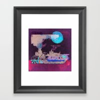 Vapour Locomotion And Th… Framed Art Print