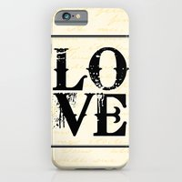 All We Need is Love iPhone 6 Slim Case