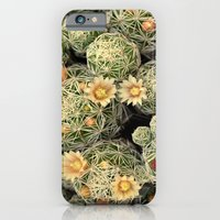 iPhone & iPod Case featuring Pretty Prickly by RichCaspian