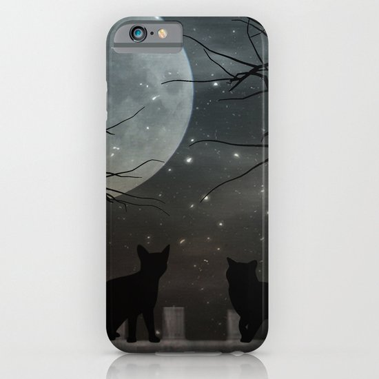 Fence Sitting iPhone & iPod Case
