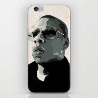 Jay Z iPhone & iPod Skin