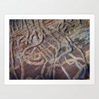 Path Of Destruction Art Print