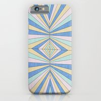 iPhone & iPod Case featuring Sunrays 3 by David Andrew Sussman