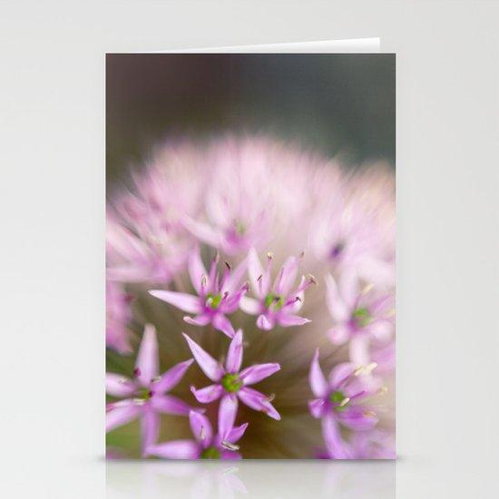 Springtime Stationery Card
