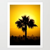 Echo Park Series #7 Art Print