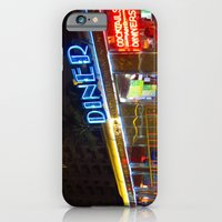 iPhone & iPod Case featuring Diner Love by Shutterbee Photography