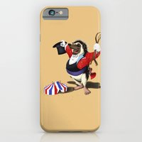 Itching to Perform (Colour) iPhone 6 Slim Case