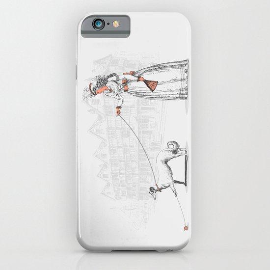 Walking The Dog iPhone & iPod Case