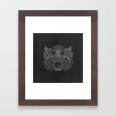 Barong Framed Art Print