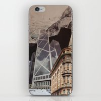 In The Middle Of Somewhe… iPhone & iPod Skin