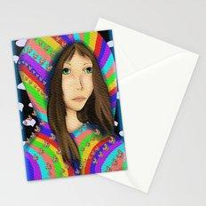 Anime Pop Rainbows Stationery Cards