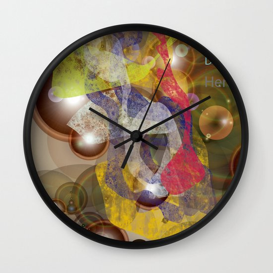 Do you Love me?  Wall Clock