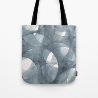 Tote Bag featuring Arcs by Julia Hendrickson