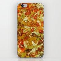 Holiday 5 iPhone & iPod Skin