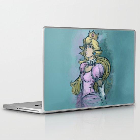 Princess Peach Laptop & iPad Skin
