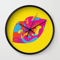 Besos Wall Clock