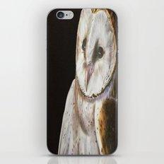 Nighty Owl iPhone & iPod Skin