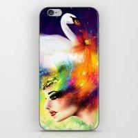 DESIDERIUM iPhone & iPod Skin