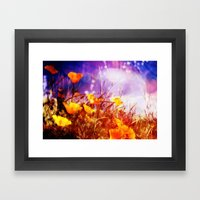 Alice's Dream Framed Art Print