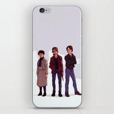Team Free Will iPhone & iPod Skin