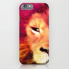 BIG CAT LION iPhone 6s Slim Case