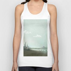 Archaeology of Dreams Unisex Tank Top