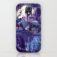 Never a Quiet Year at Hogwarts Galaxy S4 Slim Case