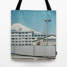 Mt Fuji Tote Bag