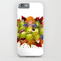 iPhone & iPod Case featuring Grapes by Judith Chamizo