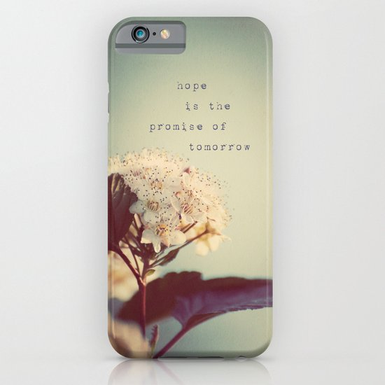 hope is the promise iPhone & iPod Case
