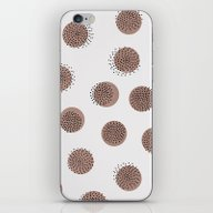 Dots Over Dots iPhone & iPod Skin