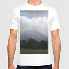 Stormy Mens Fitted Tee White SMALL