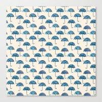 Rain #2 Canvas Print