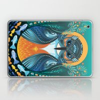 The Nesting Fisher King Laptop & iPad Skin