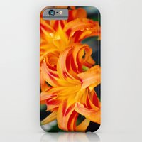 iPhone & iPod Case featuring Flower by Mark James