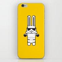Sr. Trolo / Stormtropper Yellow iPhone & iPod Skin