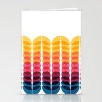 Metamorphosis Pattern Stationery Cards